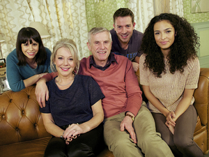'Hollyoaks' stars appear in YouView 'how to' video