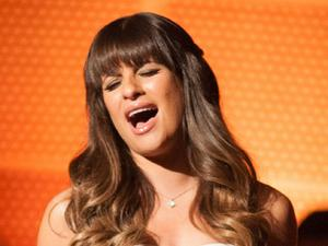 Glee - Season 4, Episode 9: 'Swan Song' Rachel (Lea MIchele)