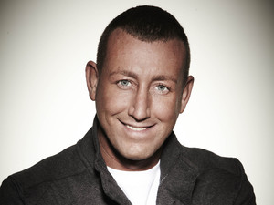X Factor finalist Christopher Maloney