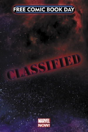 'Marvel Classified' cover