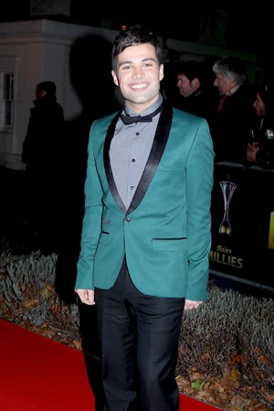 Joe McElderry, The Sun Military Awards 2012