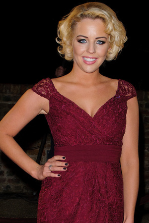 Miss Mode: Lydia Rose Bright The Only Way Is Essex - LIVE episode - James Argent's Charity Show - Arrivals Essex, England - 03.12.12 Credit: (Mandatory): WENN.com