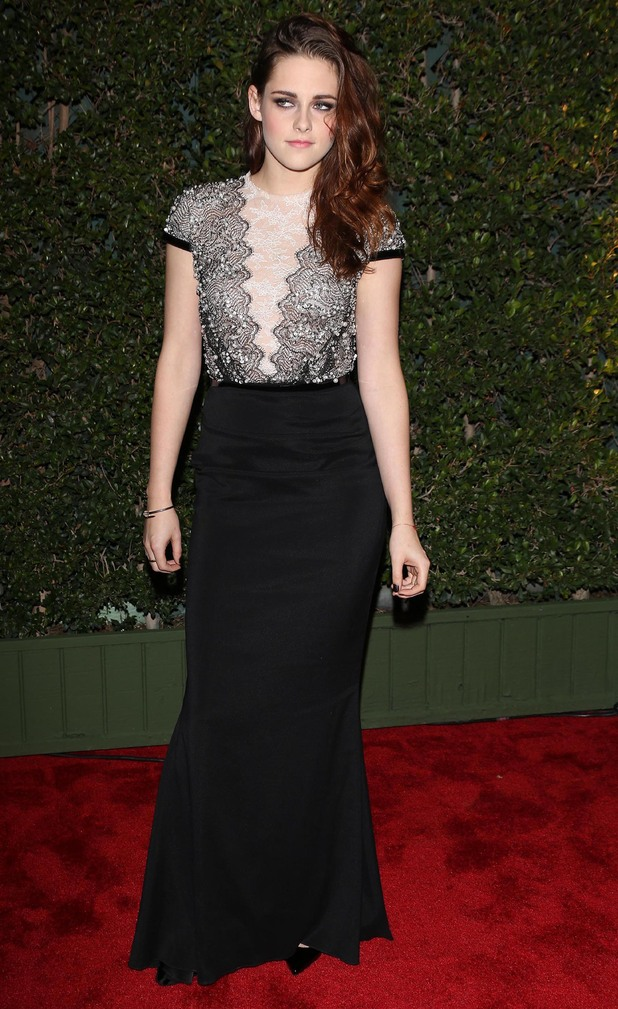 Kristen Stewart, Academy of Motion Pictures Arts and Sciences' Governors Awards