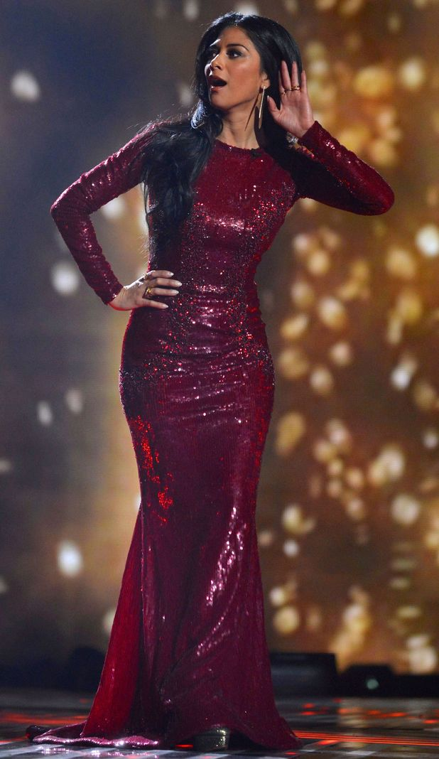The X Factor Final: Nicole.