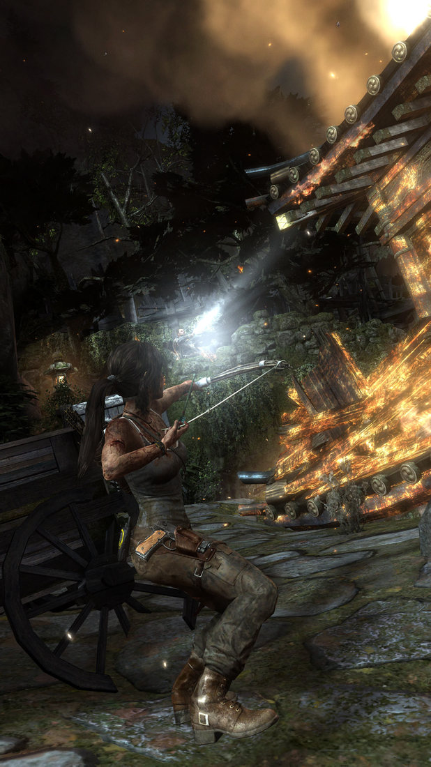 'Tomb Raider' screenshot
