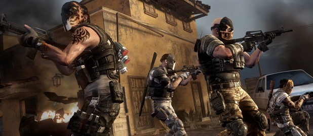 Army of Two: The Devil&#39;s Cartel Screenshot