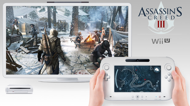 Assassin&#39;s Creed 3 for Wii U