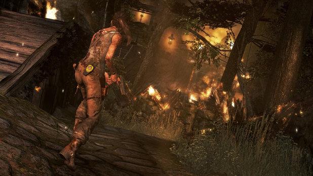 'Tomb Raider' screenshot