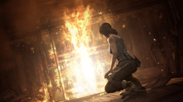 &#39;Tomb Raider&#39; screenshot