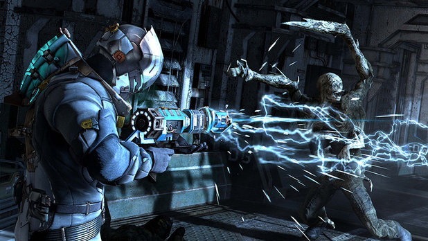 &#39;Dead Space 3&#39; screenshot