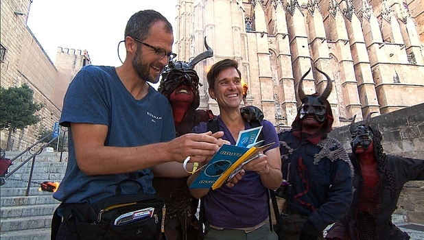 The Amazing Race Season 21: 'Not a Well-Rounded Athlete' recap
