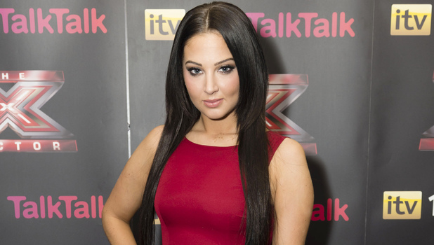 The X Factor Finalists and Judges press conference. TV Programme, Manchester. - 06 Dec 2012 Judges : Tulisa Contostavlos