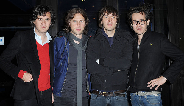 Phoenix - Thomas Mars, Deck D'Arcy, Christian Mazzalai and Laurent Brancowitz