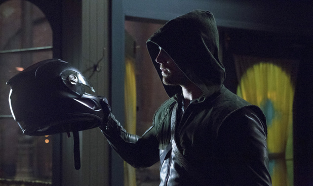Arrow S01E07: 'Muse Of Fire'