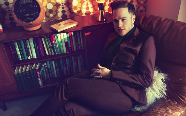 LOOK's photo shoot and interview with Olly Murs.