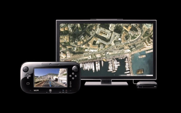 Google Maps on WII U