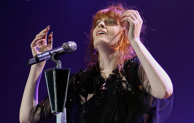 Florence and The Machine at the O2 Arena, London