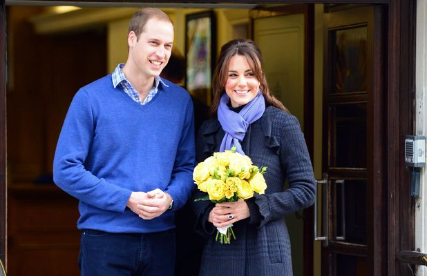 Catherine Duchess of Cambridge leaving the King Edward VII Hospital, London, Britain - 06 Dec 2012