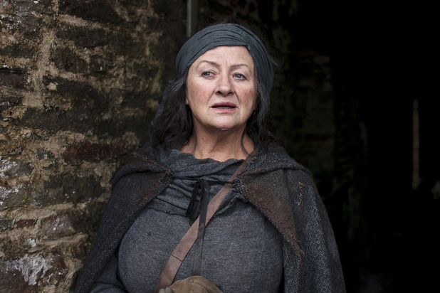Merlin S05E10 - &#39;The Kindness of Strangers&#39;: Finna (SORCHA CUSACK)