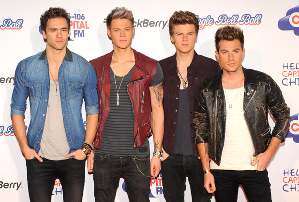 Capital FM Jingle Bell Ball 2012: Lawson