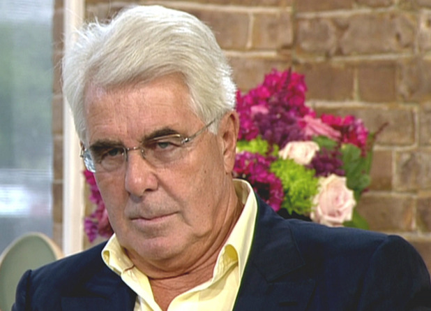 Max Clifford on This Morning