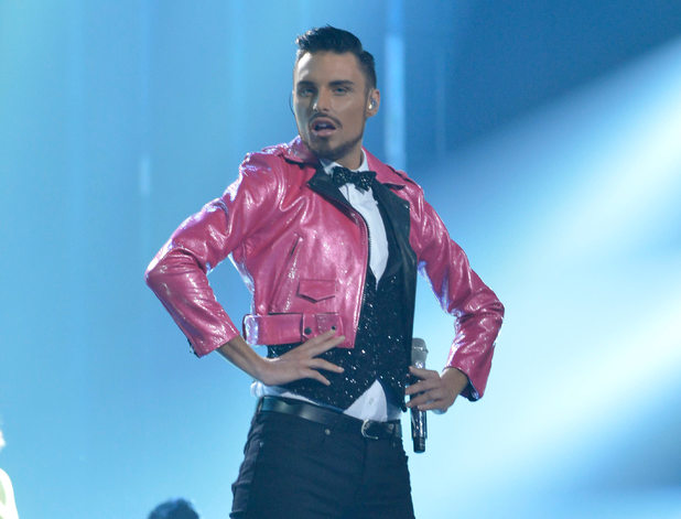 The X Factor Final: Rylan Clarke