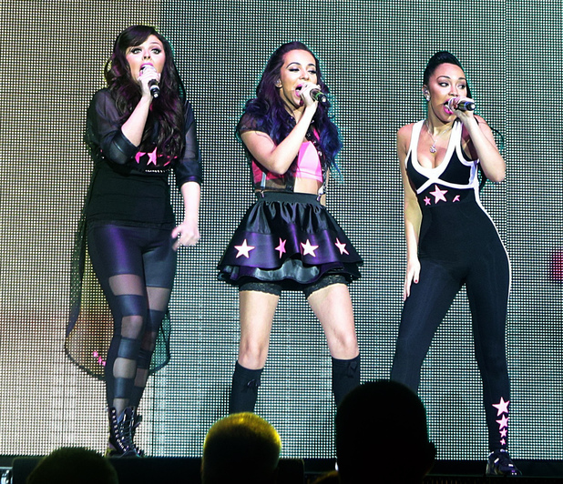Capital FM Jingle Bell Ball 2012: Little Mix