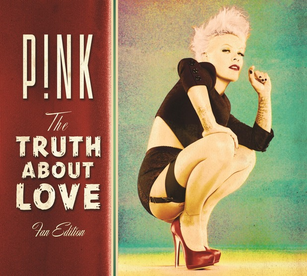 Pink The Truth About Love Fan Edition