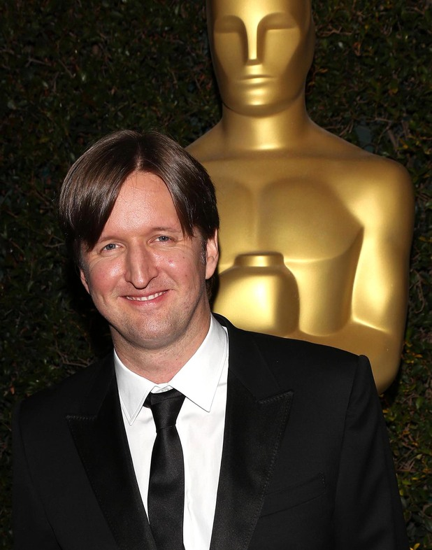 The Academy of Motion Pictures Arts and Sciences' Governors Awards - Arrivals Featuring: Tom Hooper Where: Los Angeles, California, United States When: 02 Dec 2012
