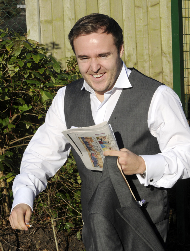 Alan Halsall as Tyrone