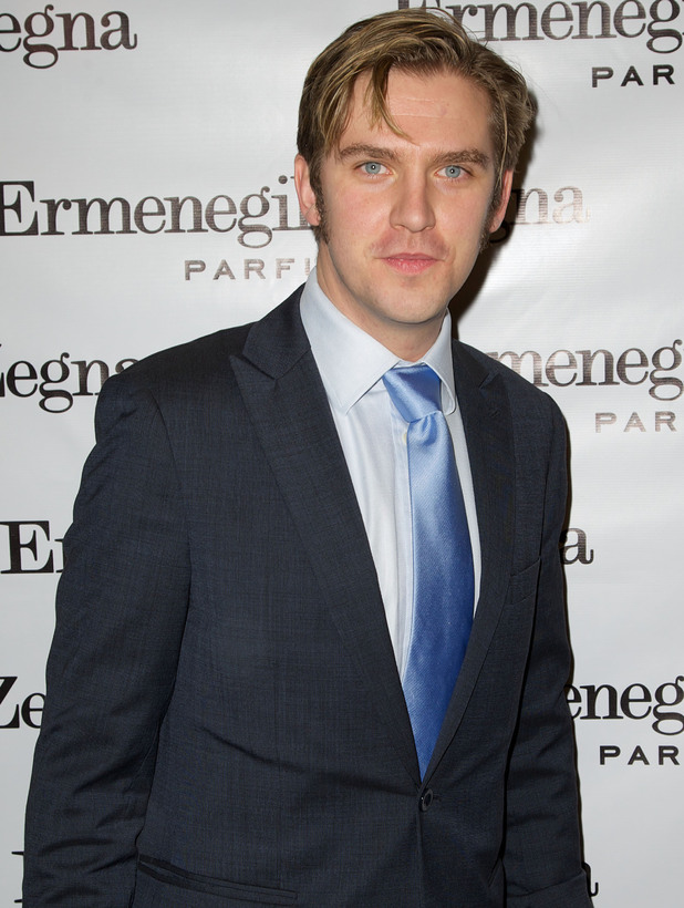 dan stevens, at the Ermenegildo Zegna 'Essenze' Collection Launch
