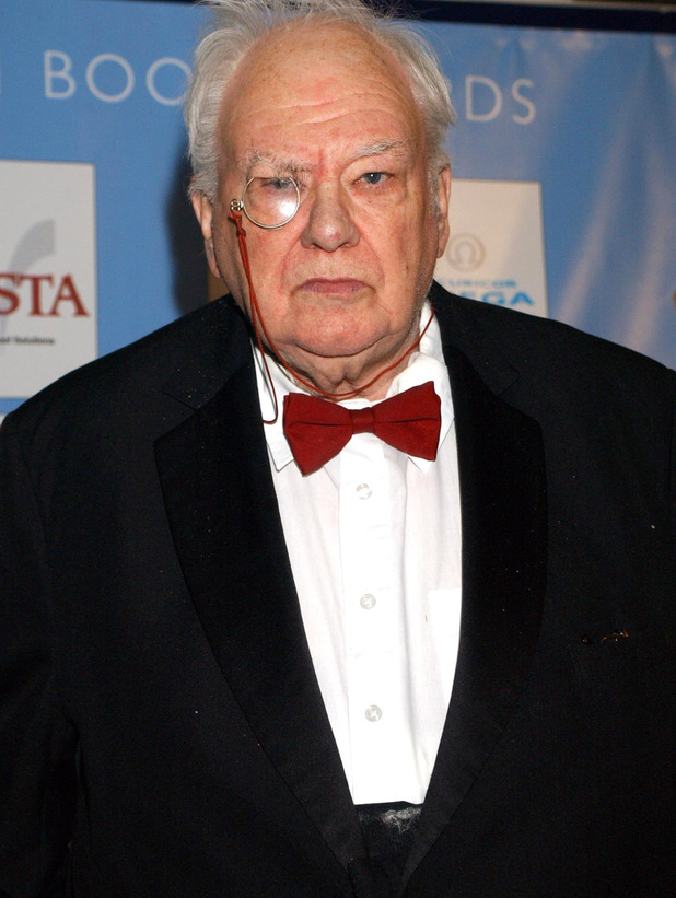 Sir Patrick Moore in 2003.