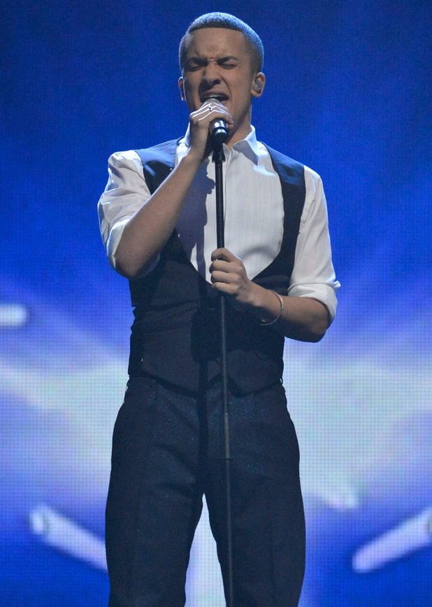 The X Factor Final: Jahmene.