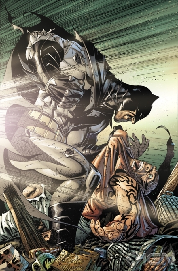 'Batman' #18 penciled by Andy Kubert