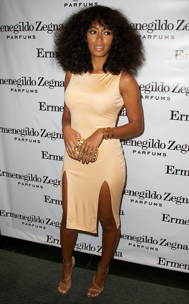 Solange Knowles, Ermenegildo Zegna 'Essenze' Collection Launch