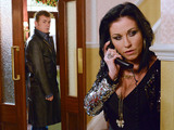 EastEnders, Alfie overhears Kat on the phone, Fri 7 Dec 2012