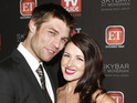 "Liam McIntyre says he is ""beyond happy"" to have wed long-time love Erin Hasan."
