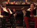 The 30 Rock star shares his unique twist on the holiday poem.