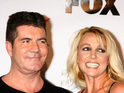 Simon Cowell, Britney Spears, Demi Lovato attend X Factor USA final party in LA.