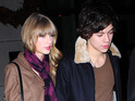 Harry Styles jokes about the speculation surrounding his relationship with her.