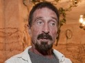 McAfee founder is deported by Guatemalan authorities, lands in the United States.