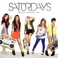 The Saturdays 'What About Us' US cover