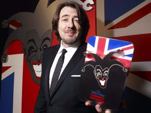 British Comedy Awards 2012