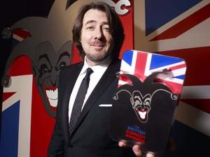 British Comedy Awards 2012
