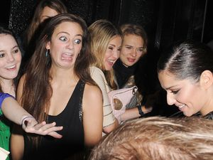 Cheryl Cole, Rose nightclub, fans