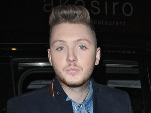 X Factor Wrap Party held at the Hippodrome - Arrivals Featuring: James Arthur Where: London, United Kingdom
