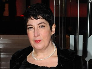 Jack Reacher premiere: Joanne Harris