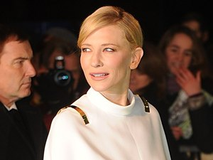 The UK Premiere of The Hobbit: An Unexpected Journey: Cate Blanchett