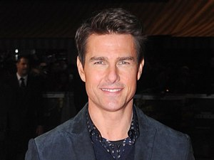Jack Reacher premiere: Tom Cruise