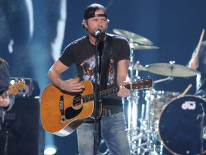 Dierks Bentley performs at the 2012 American Country Awards at Mandalay Bay Resort and Casino